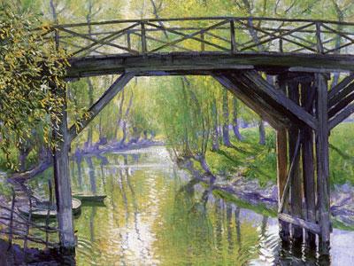 Перейти на The Old Bridge, France