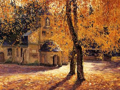 Перейти на Notre Dame de Grace, Honfleur