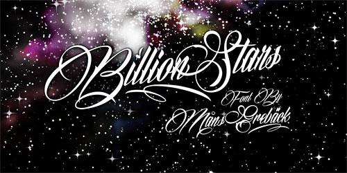 Перейти на Billion Stars