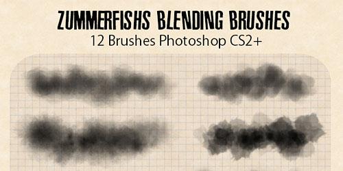 Перейти на Zummerfish S Blending Brushes