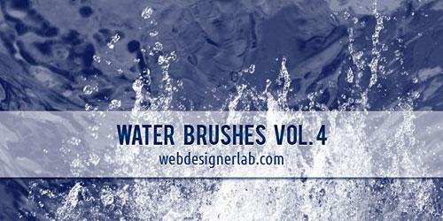 Перейти на Water Brushes Vol 4