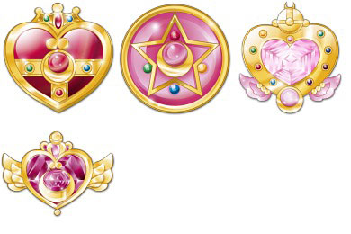 Перейти на Sailor Moon Icons
