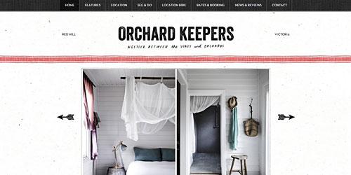 Перейти на Orchard Keepers