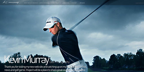 Перейти на Kevin Murray Golf Photography