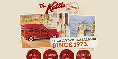 Перейти на The Kettle