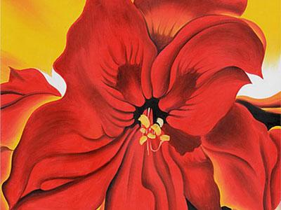 Перейти на Red Amaryllis