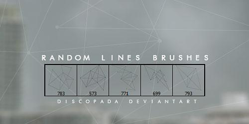 Перейти на 5 Lines Brushes