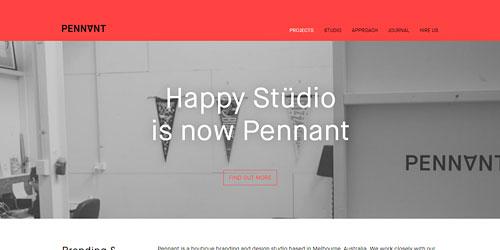 Перейти на Studio Pennant