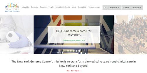 Перейти на Ny Genome