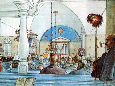 Перейти на At Church