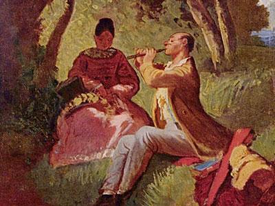 Перейти на The Flute Recital
