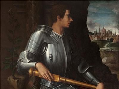 Перейти на Portrait Of Alessandro De Medici