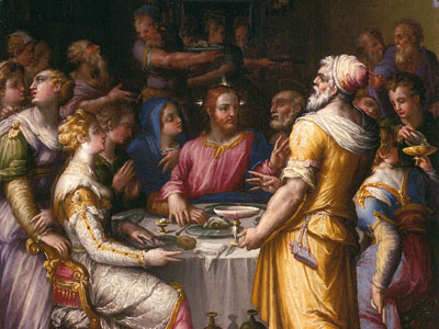 Перейти на Marriage At Cana