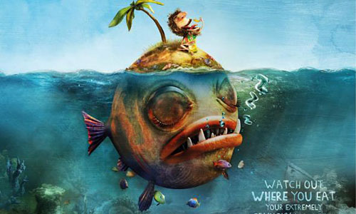Перейти на Snacketti Fish Island