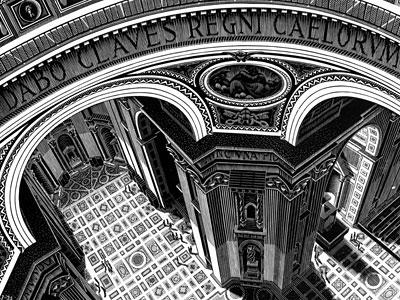 Перейти на Inside St Peter S Rome
