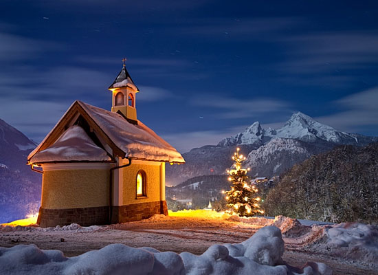 Перейти на National Park Berchtesgadener Land