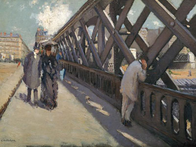 Перейти на Study For Le Pont De L Europe