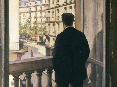 Перейти на Man At The Window