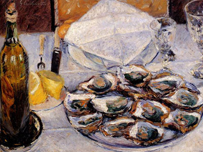 Перейти на Still Life With Oysters