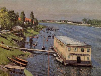 Перейти на The Pontoon At Argenteuil