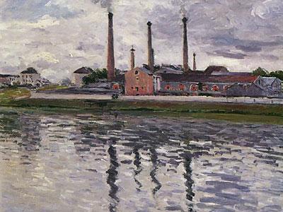 Перейти на Factories At Argenteuil