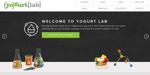 Перейти на Yogurt Labs