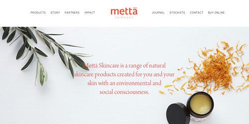 Перейти на Metta Skin Care