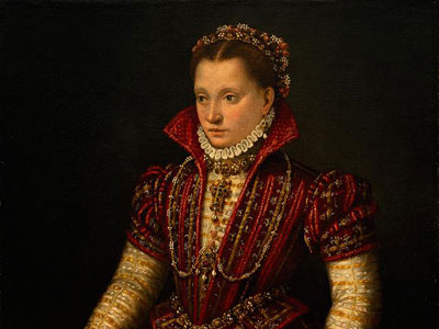 Перейти на Portrait Of A Noblewoman