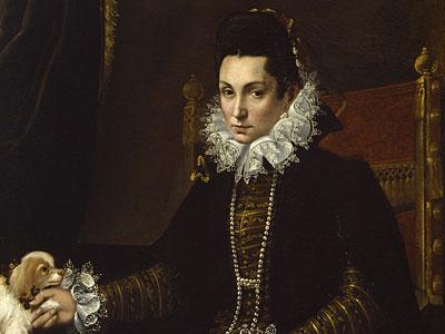 Перейти на Portrait Of Ginevra Aldrovandi Hercolani
