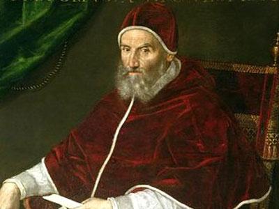 Перейти на Pope Gregory XIII