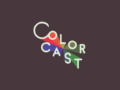 Color Cast Logo