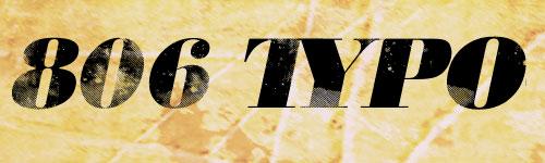 Скачать806 Typography