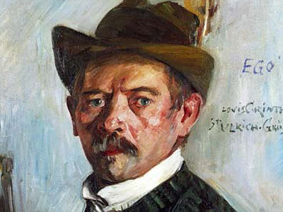 Перейти на Self Portrait In A Tyrolean Hat