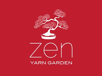 Перейти на Zen Yarn Garden Logo