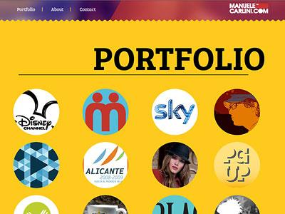 Перейти на Porfolio page