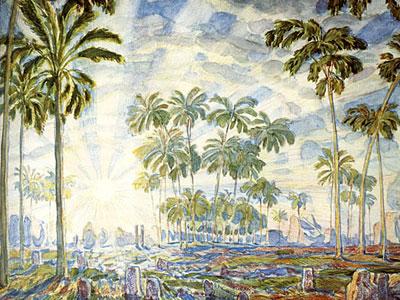 Перейти на Palm trees
