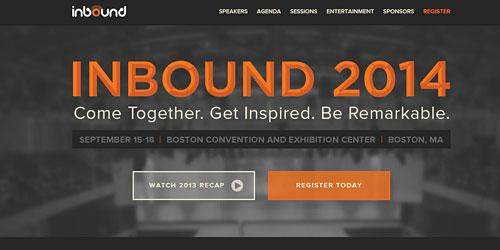 Перейти на inbound.com