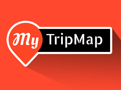 Mytripmap Logo Red
