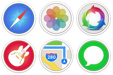 Перейти на Orb Os X Icons by osullivanluke (53 icons)