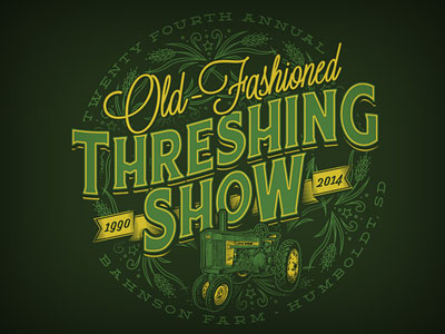 Threshing Show