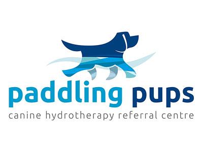 Paddling Pups Logo