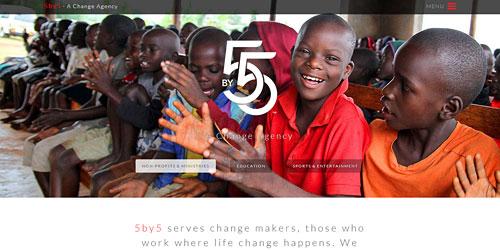 Перейти на 5by5agency.com