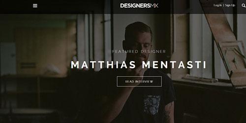 Перейти на designers.mx